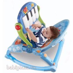 Nôi cho trẻ sơ sinh có bàn nhạc