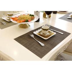 [Sỉ, lẻ giá tốt] Tấm lót bàn ăn đan sợi trang nhã