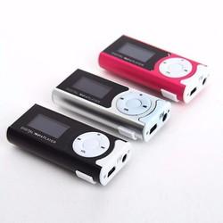 MÁY MP3 CÓ MÀN HÌNH DÀI, sử dụng thẻ nhớ