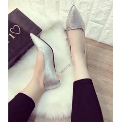 Giày cao gót kiêm tuyến nhuyễn hàng quảng châu
