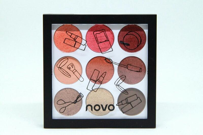 Kết quả hình ảnh cho Màu mắt Novo 9 ô