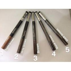 Chì kẻ mày 2 đầu Designing Eyebrow Pencil The Face Shop