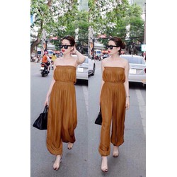 Jumpsuit ống thiết kế