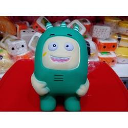 SQUISHY Robot xanh