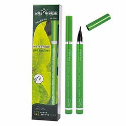 Kẻ mí mắt tinh chất trà xanh MIRA perfect green tea pen eyeliner
