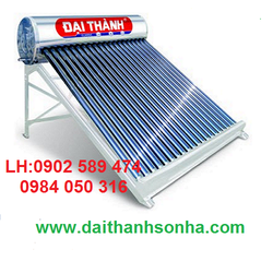 Máy nước nóng năng lượng mặt trời Đại Thành Classic 250L 58-24