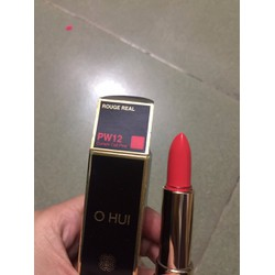 Son môi Ohui Rouge Real Lipstick PW12