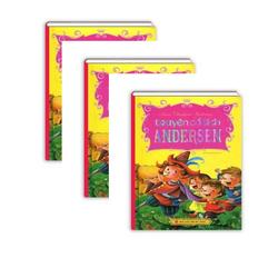 Truyện cổ tích Andecsen Bìa cứng tranh màu