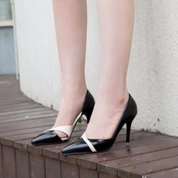 Giày cao gót mũi nhọn xuất khẩu