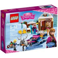 Xe Kéo Phiêu Lưu Của Anna Và Kristoff - LEGO Disney Pricess 41066