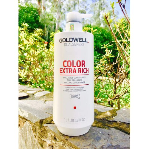 Dầu xả tóc Goldwell Color Extra 1000ml