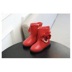 Giày bot bé gái còn size 31, 33, 35, 36