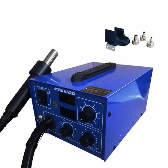 Máy khò nhiệt và hàn thiếc  JYD 852D 3