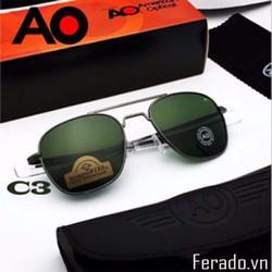 Mắt kính Quân đội Mỹ AO Pilot AOC003D