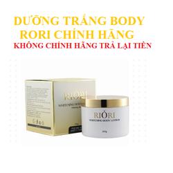 Dưỡng trắng body - Whitening body lotion - RIORI - chính hãng