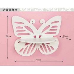 Kệ bướm để đồ trang trí