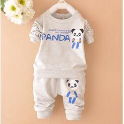 Bộ panda cho bé trai