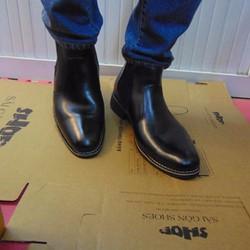 mẫu boots chelsea 2018