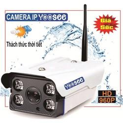 Camera IP YooSee - Lắp ngoài trời