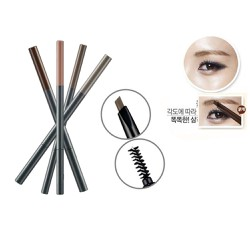 Chì mày xéo The Face Shop The Designing Eyebrow Pencil