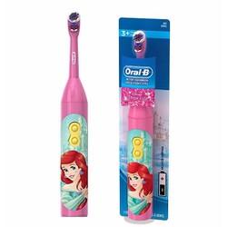 Bàn chải đánh răng dùng pin cho bé Oral-B Disney Princess