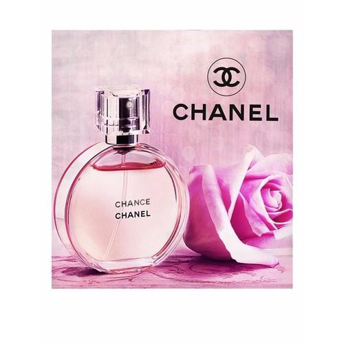 Bill Pháp - Nước hoa Nữ CHANEL CHANCE  TENDRE HỒNG 35ml EDT