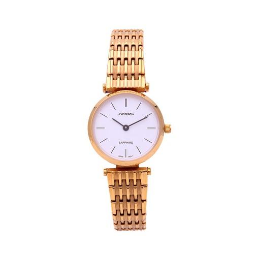 Đồng hồ SINOBI  vàng Saphire đẳng cấp SANG TRỌNG