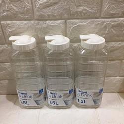 Bình đựng nước Jug LockLock 1.5L
