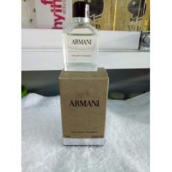 nước hoa mini nam ARMANl