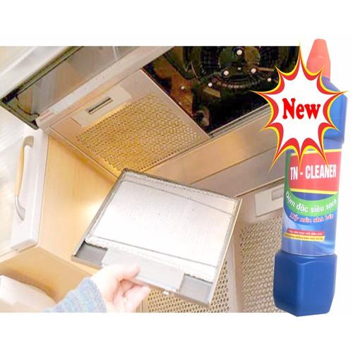 Chất tẩy rửa dầu mỡ máy hút mùi-thiết bị nhà bếp - dung lượng 1000 ml