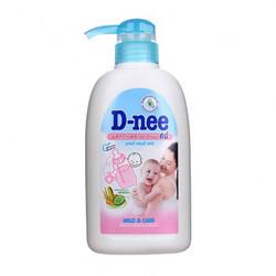 Nước rửa các vật dụng cho bé và rửa rau củ quả Dnee chai 500ml