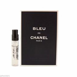 Mẫu thử nước hoa Nam CHANEL Bleu EDT - Bill mua  tại Pháp