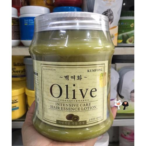 ủ tóc olive 100ml - 7727652 , 7549595 , 15_7549595 , 140000 , u-toc-olive-100ml-15_7549595 , sendo.vn , ủ tóc olive 100ml