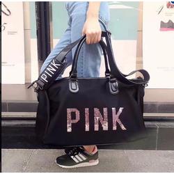 Túi đeo chéo Pink