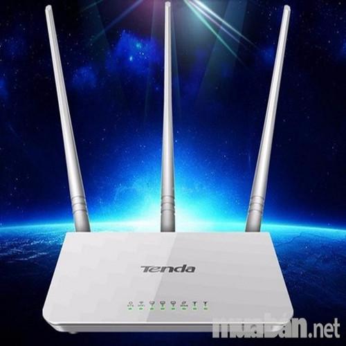 Bộ phát wifi 3 râu Tenda-F3