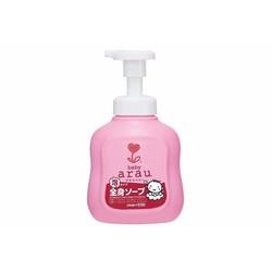 Sữa tắm cho bé Arau Baby dạng bình 450ml