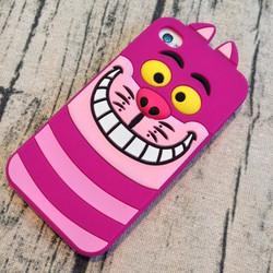 Ốp lưng Iphone 4 4s hình Disney Cheshire