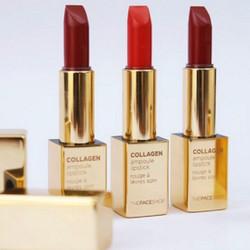 Son môi  Collagen The-Face-Shop  Ampoule Lipstick