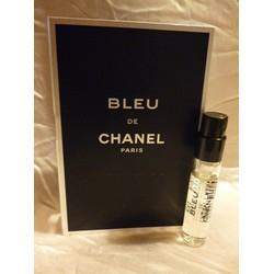 Mẫu thử nước hoa Nam CHANEL Bleu EDP - Bill mua  tại Pháp