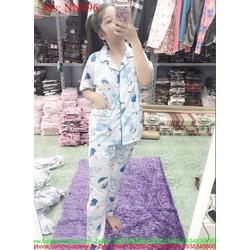 Đồ bộ nữ mặc nhà pyjama hình thú đáng yêu