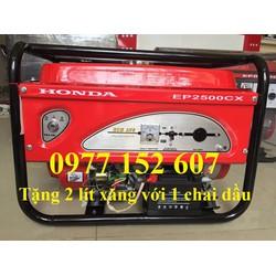 Bán Máy phát điện honda ep2500cx giá chỉ 5,2 triệu- call 0977 152 607.