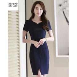 [HÌNH THẬT-CLIP]Váy Đầm Ôm Body Đầm Công Sở Thời Trang Dự Tiệc Dạo Phố