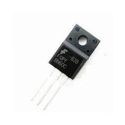 Bộ 5 con 8N60 TO220 MOSFET N-CH 7.5A 600V