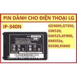 PIN LG KS500