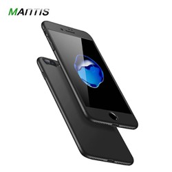 Ốp lưng và cường lực bảo vệ toàn diện iphone 8+