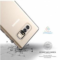 Ốp lưng Samsung Galaxy Note 8 VICXXO 2in1 trong suốt bảo về Camera