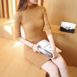 Đầm ôm len body duyên dáng KT689