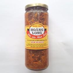 Mắm tép Riu đỏ Hoàng Long đặc sản Gia Viễn Ninh Bình 500ml -HS shop