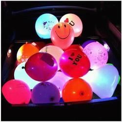 10 quả bóng phát sáng trang trí sinh nhật