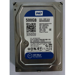 ổ cứng, Hdd 500G WD